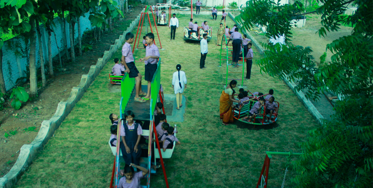 Prerana Students Playground